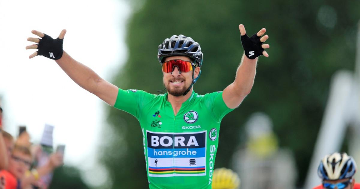 2c2aaed20cf1f Tour de France 2018 Šiestu etapu vyhral Martin, Sagan skončil na 8. mieste