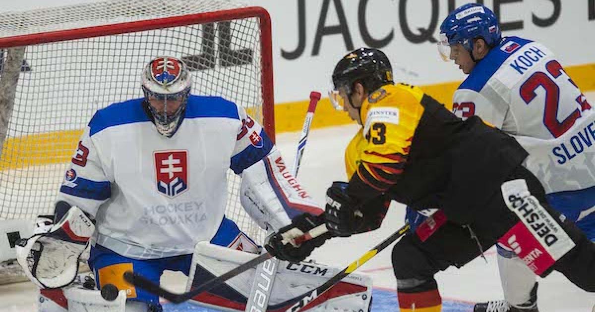 e2aade9b2edb1 Slovensko Nemecko hokej ONLINE sobota dnes Euro Hockey Challenge