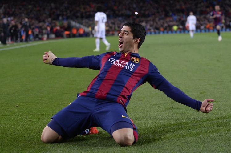 969ea637935a4 Španielsky pohár FC Barcelona zdolala Real Madrid 3:0 a postúpila do finále   VIDEO