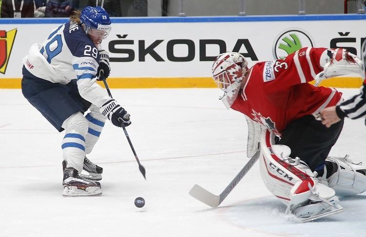 9dcad29930e26 Suverénni Fíni zdolali aj Kanadu, vyhrali 4:0