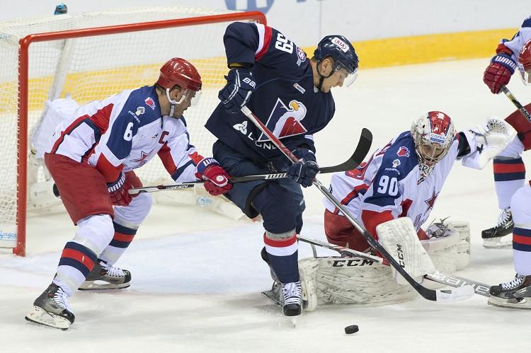 Slovan doma prehral s CSKA Moskva až po predĺžení ceb1c9a673e