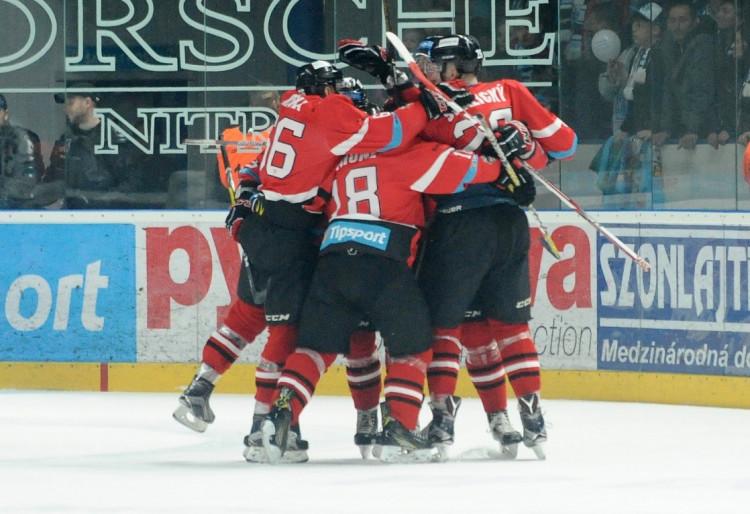 e8df6ff605dc9 Banská Bystrica prehrala aj svoj druhý zápas v hokejovej Lige majstrov