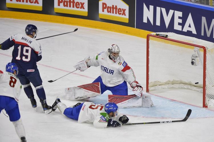 0949504046855 MS v hokeji 2017: Dánsko zdolalo Taliansko, Slováci sa tak zachránili medzi  elitou