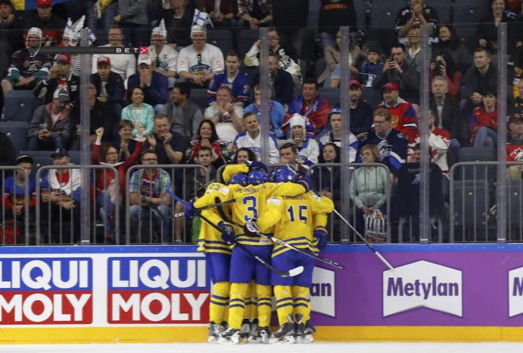 Ms V Hokeji 2017 Program Finále Kanada švédsko