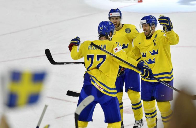 Ms V Hokeji 2017 švédsko Získalo Titul Kanada Padla Po Nájazdoch