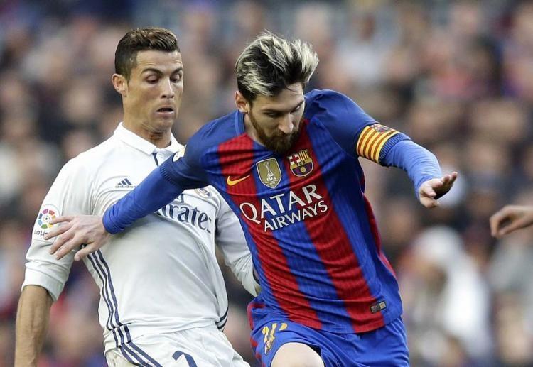 c7298d2fbd77f FC Barcelona naložila v El Clasicu Realu Madrid, odskočila mu už na štrnásť  bodov  VIDEO