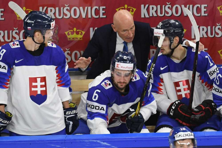 7756b30a0881a Príprava MS v hokeji 2019: Slovensko v piatok zdolalo Rakúsko 5:1