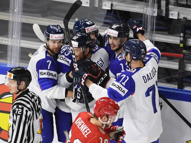 aacb4a01883c0 MS 2019: Slovenská hokejová reprezentácia spoznala miesto a mená súperov