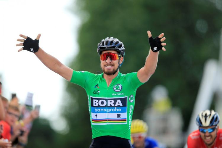 7f59bf320d984 Tour de France 2018 Šiestu etapu vyhral Martin, Sagan skončil na 8. mieste