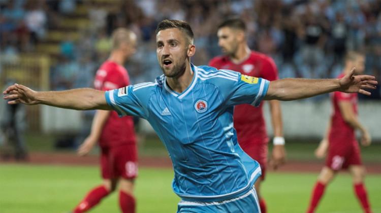 228e1cfae84c5 Slovan začal Ligu majstrov, výsledok proti FK Sutjeska je domáca remíza