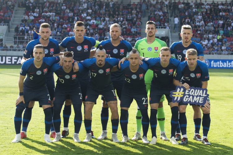 1b24effadc682 Hráči odmietajú komentovať odchod Kozáka, sústredia sa na Švédov