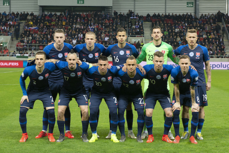 f15a17bdd Slovensko zdolalo po dobrom výkone Azerbajdžan 5:1 |Kvalifikácia ME 2020  dnes ⚽
