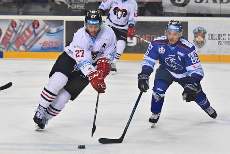 57dbbd98e3922 Banská Bystrica vyhrala aj 2. zápas finále Tisport ligy, finále sa sťahuje  do Nitry