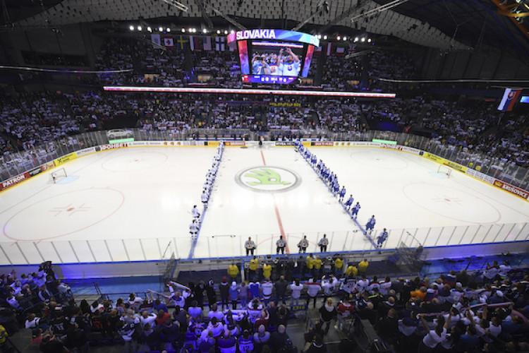370f69adf4fdd Dánsko po nájazdoch v zápase s Francúzskom bralo dva body |MS v hokeji 2019