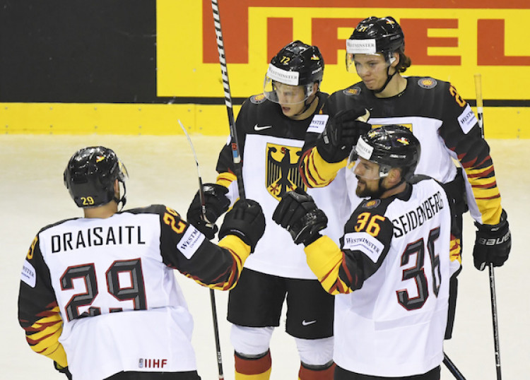 bb01ebdae8dbc Kanada Nemecko hokej ONLINE dnes MS v hokeji 2019