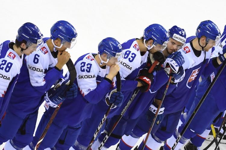 9576923af8616 Slovensko duel s Nemeckom nezvládlo, nádej na postup sa vzdialia |MS v hokeji  2019