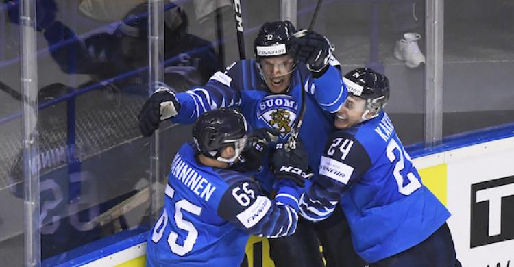 d887ebf109726 Fínsko zdolalo Rusko a postúpilo do finále  Semifinále MS v hokeji 2019