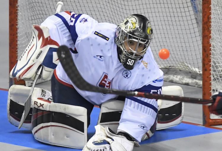 a2d4b6ce0bb35 Hokejbal Slovensko zdolalo Taliansko a zahrá si o medaily |MS v hokejbale  2019