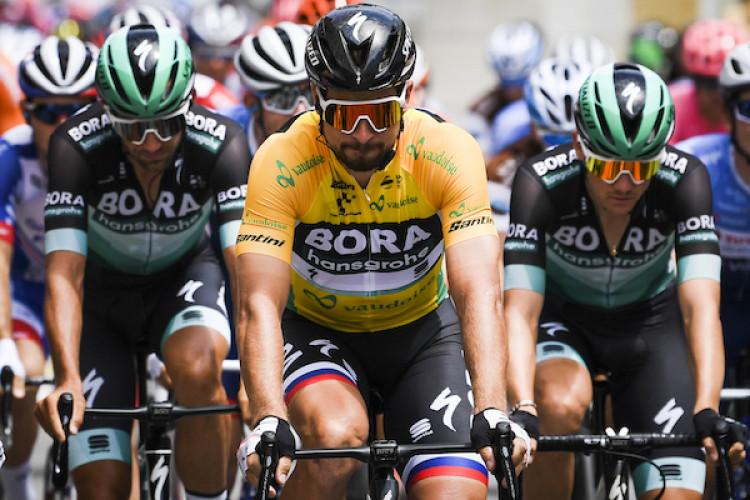 f2d10880e8b7f VIDEO Peter Sagan skončil v 4. etape Tour de France 2019 štvrtý, vyhral  Viviani