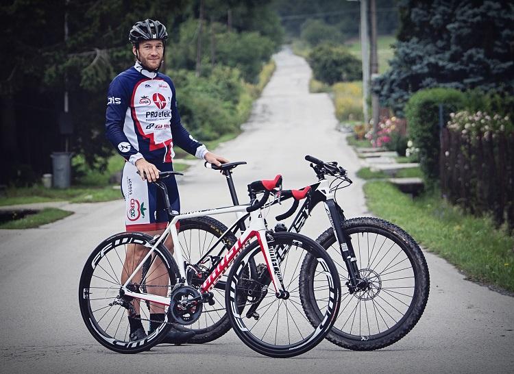 115a4e70f Čo bude pre Sagana najnáročnejšie? Porovnali sme horský a cestný bicykel