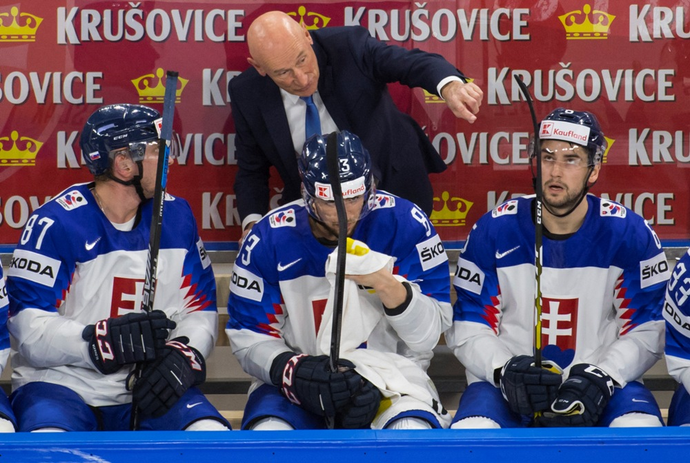 ff7ad9cca Slovensko Nórsko hokej ONLINE príprava MS v hokeji 2019 dnes
