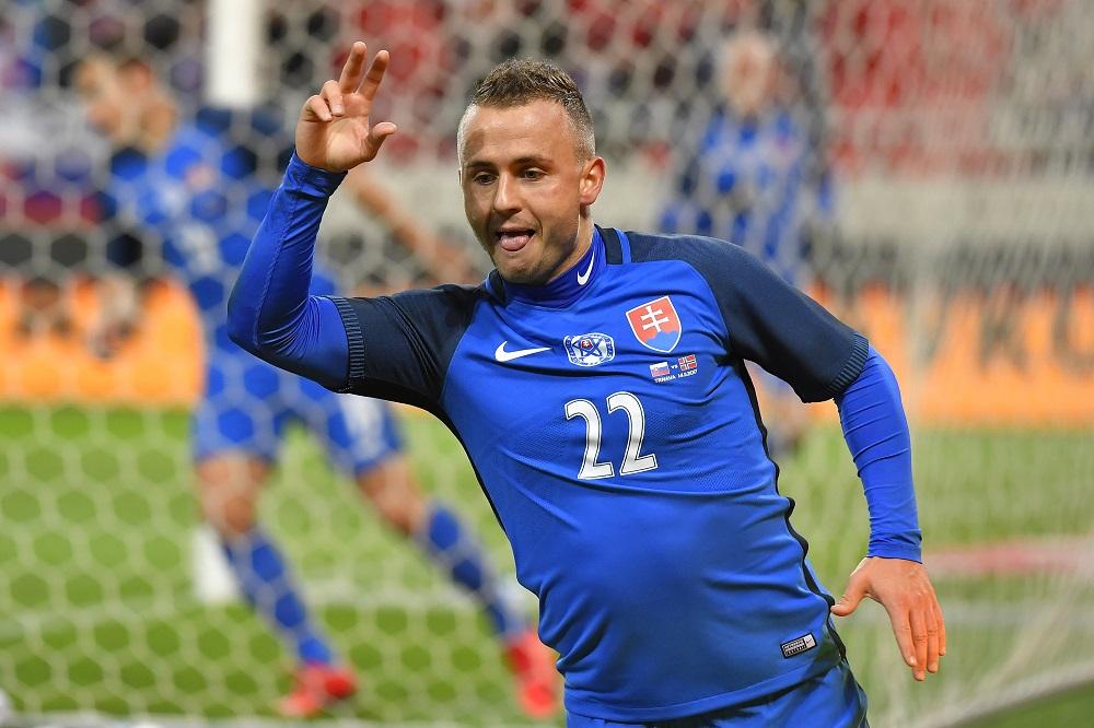 5615e3bc65aca Slovensko zdolalo po dobrom výkone Azerbajdžan 5:1 |Kvalifikácia ME 2020  dnes ⚽. Maďarsko