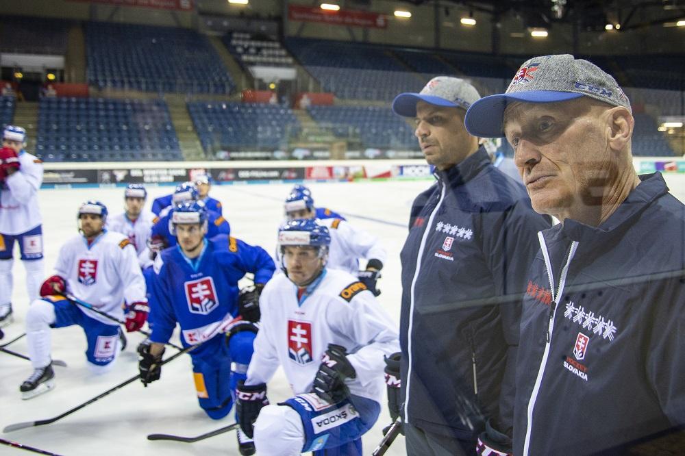 242507aa57f8f Príprava na MS v hokeji 2019: Slovensko hrá v Rakúsku, tu je zostava našich