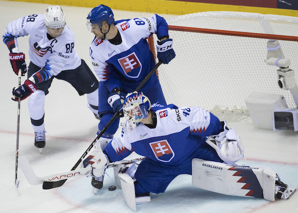 21f147f93 Góly zápasu Slovensko - USA MS v hokeji 2019 |VIDEO - kliknite
