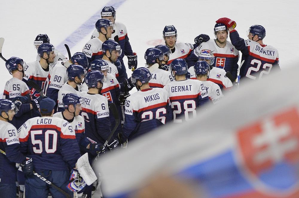 Ms V Hokeji 2017 Dánsko Zdolalo Taliansko Slováci Sa Tak