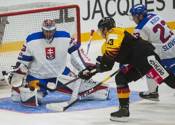 3a81e2ca019b6 Príprava MS v hokeji 2019: Slovensko v piatok zdolalo Rakúsko 5:1 - kliknite
