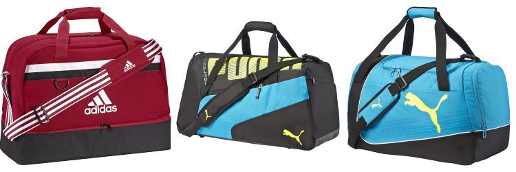 450b0cc57 Športové futbalové tašky ponúkajú dostatok miesta pre všetko potrebné,  priestor pre kopačky, tašky na drobnosti aj hlavný priestor.
